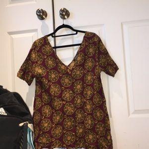 motel dress from princess polly